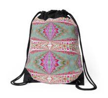 Glowing Lantern - Abstract Drawstring Bag