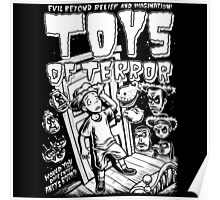 Toys Of Terror Halloween Horror Poster