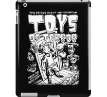 Toys Of Terror Halloween Horror iPad Case/Skin