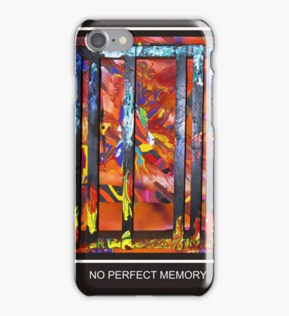 No perfect memory by Darryl Kravitz iPhone Case/Skin