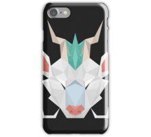 Haku geometric iPhone Case/Skin