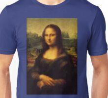 Pixel Art- Mona Lisa Unisex T-Shirt