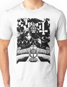 Ghost - Papa Emeritus & Ghouls Unisex T-Shirt