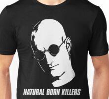 Natural Born Killers - Mickey Knox - White Unisex T-Shirt