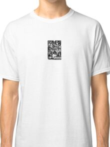 Rappers Poster Classic T-Shirt