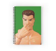 The Bogeyman! Spiral Notebook