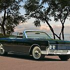 1966 Lincoln Continental Convertible by DaveKoontz