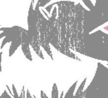 Pangoro Distressed Style Sticker