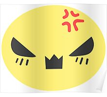 Angry Candy Poster