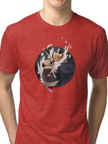 Surf Shark Tri-blend T-Shirt