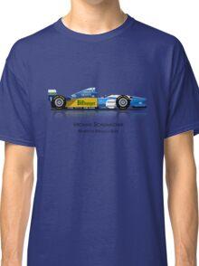 Michael Schumacher - Benetton Renault B195 Classic T-Shirt