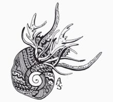 Abstract snail by acousticsound