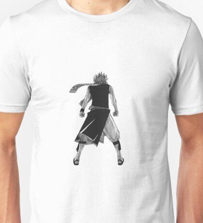 FAIRY TAIL: Angry Natsu Manga Unisex T-Shirt