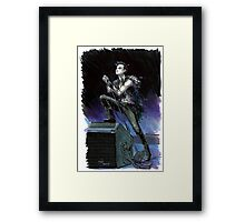 Magpie Jim from bakerstreetashtray's After the High Framed Print