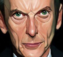 Doctor #12 Sticker