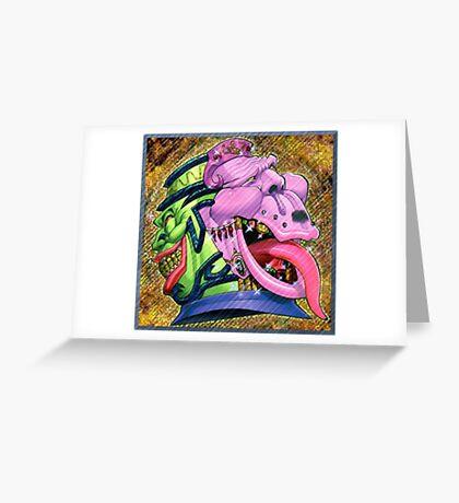 pot of desire! Greeting Card