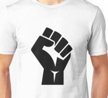 Raised Fist Unisex T-Shirt