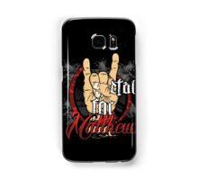 Metal For Matthew Merchandise Samsung Galaxy Case/Skin