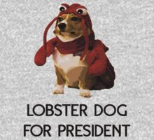 Vote Lobster Dog! by ItsSabYo
