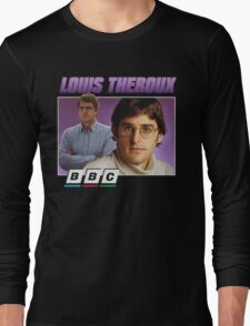 Louis Theroux 90s Tee Long Sleeve T-Shirt
