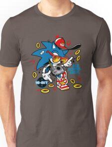 Sonic the Hedgehog - Old School Unisex T-Shirt