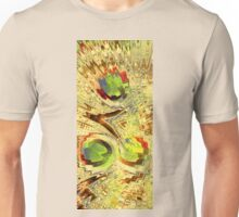 Colourful Abstract Unisex T-Shirt