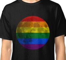 Lesbian and Gay Moon Classic T-Shirt