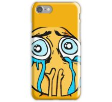 Tears On My Pillow iPhone Case/Skin