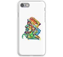 The Colourful Portrait From Anatolia iPhone Case/Skin