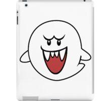 Super Mario Bros Boo Shape Design iPad Case/Skin