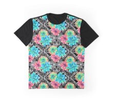 Succulent tribal Graphic T-Shirt