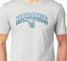Herons Unisex T-Shirt
