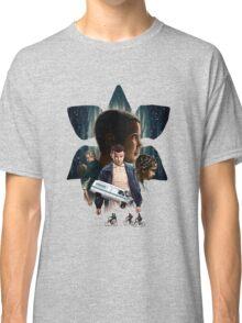 stranger things - netflix Classic T-Shirt