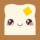 Buttered Toast by pai-thagoras
