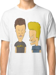 Beavis & Butthead Drawing Classic T-Shirt