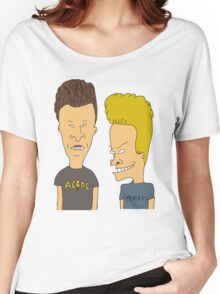 Beavis & Butthead Drawing Women's Relaxed Fit T-Shirt