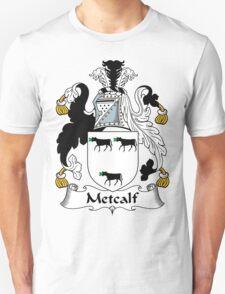 Metcalf Coat of Arms (Irish) T-Shirt