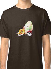 gudetama in pokemon egg Classic T-Shirt