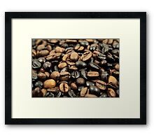 Coffee Lover Framed Print