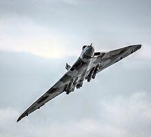 Dawlish Vulcan  by Rob Hawkins
