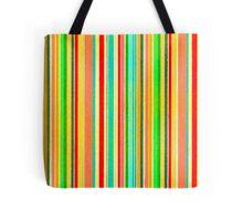 Striped Stripes Tote Bag