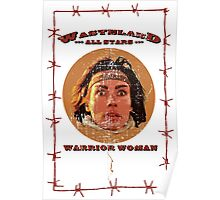 WAS - Warrior Woman Poster
