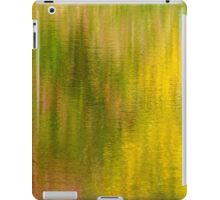 I see your true colors iPad Case/Skin