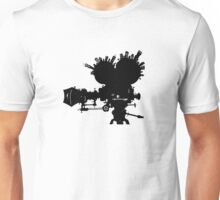 The Second City of Angels - Black Unisex T-Shirt