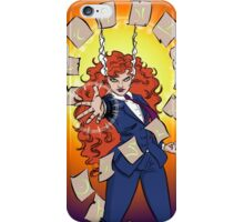 Doctor Enigma - From Hell's Heart iPhone Case/Skin