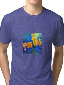 GROWTH OF HOPE Tri-blend T-Shirt