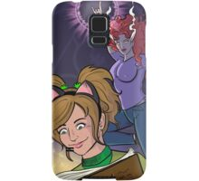 Black Magic Women - Doctor Enigma Samsung Galaxy Case/Skin
