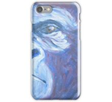 Gorilla Longing for Home  iPhone Case/Skin