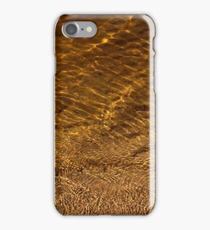 Indian Lake Ripples 2 iPhone Case/Skin