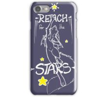 Reach for the Stars - Light iPhone Case/Skin